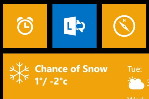 WP8 icon