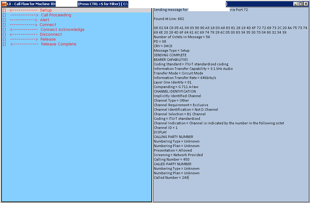 lync to pbx successful CLI